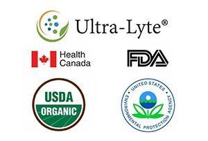 消毒業界初の「オーガニック認証」、国内特許・独占製造で安心安全の除菌剤を毎月1,000mLお届け!